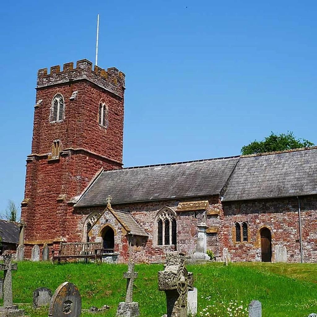 Pinhoe Church