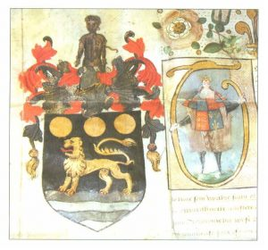 John Hawkins Coat of Arms