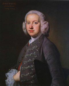 Johann Baring