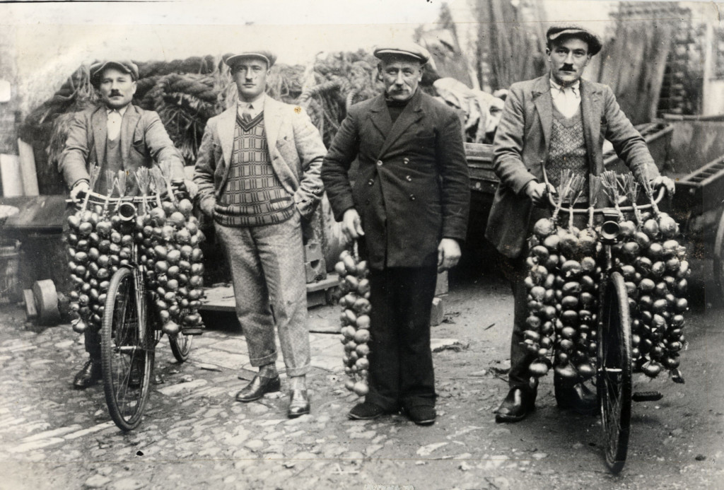 French Onion Sellers