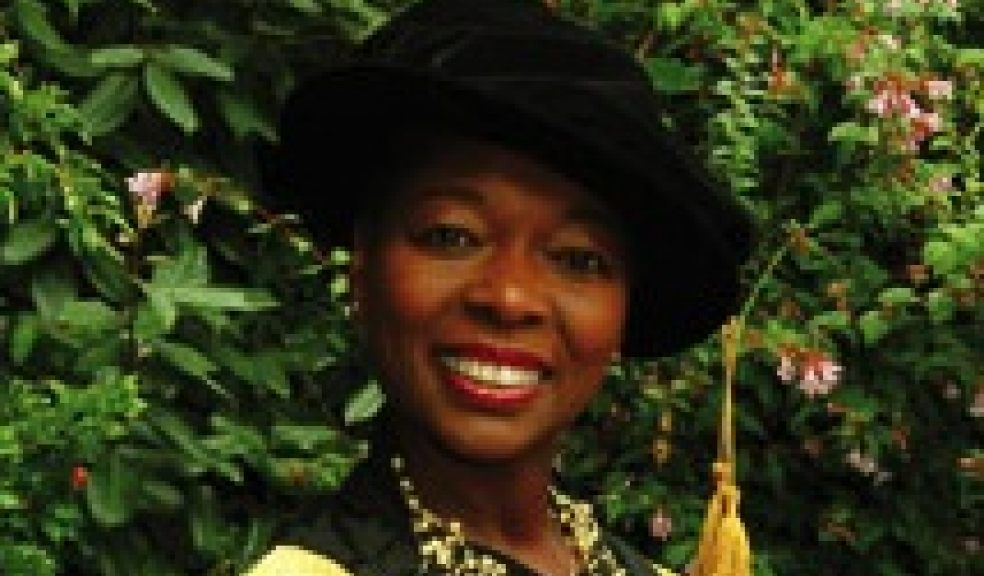 Floella Benjamin installed as Chancellor of Exeter University
