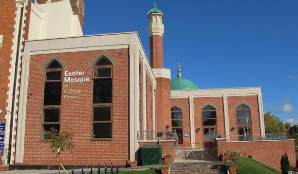 Purpose-built Mosque Opens