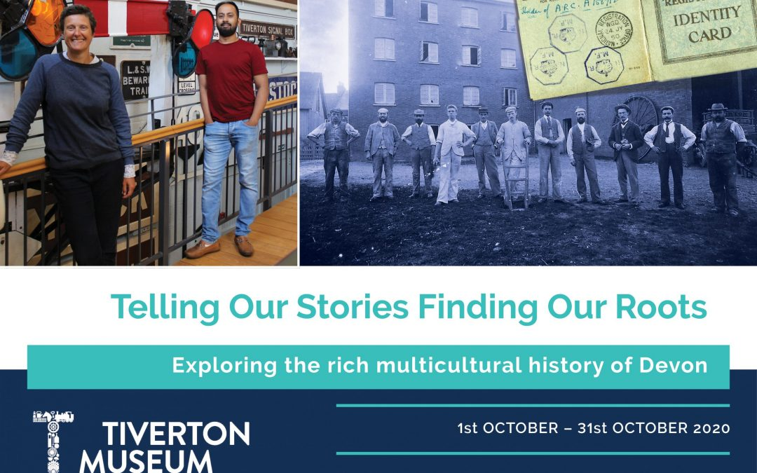 Telling Our Stories: Tiverton exhibition