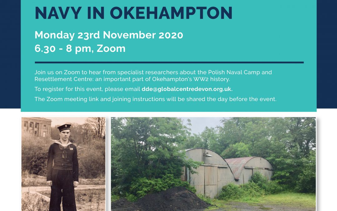 Digital event 23.11.20 – The Polish Navy in Okehampton
