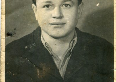 Franc Rosic. Image courtesy of the Dale Snow Family Archive.