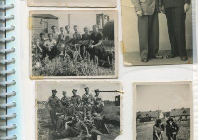 Maglov Family Photo Album. Image courtesy of the Maglov Family Archive.