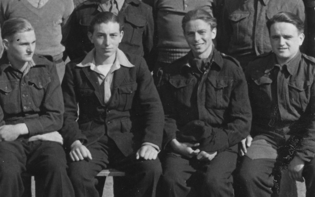Prisoners of War and European Voluntary Workers in Tiverton