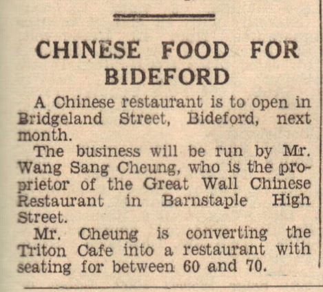 The Capital Chinese restaurant opens