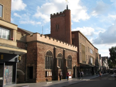 Multi-Cultural Exeter 1500-1800