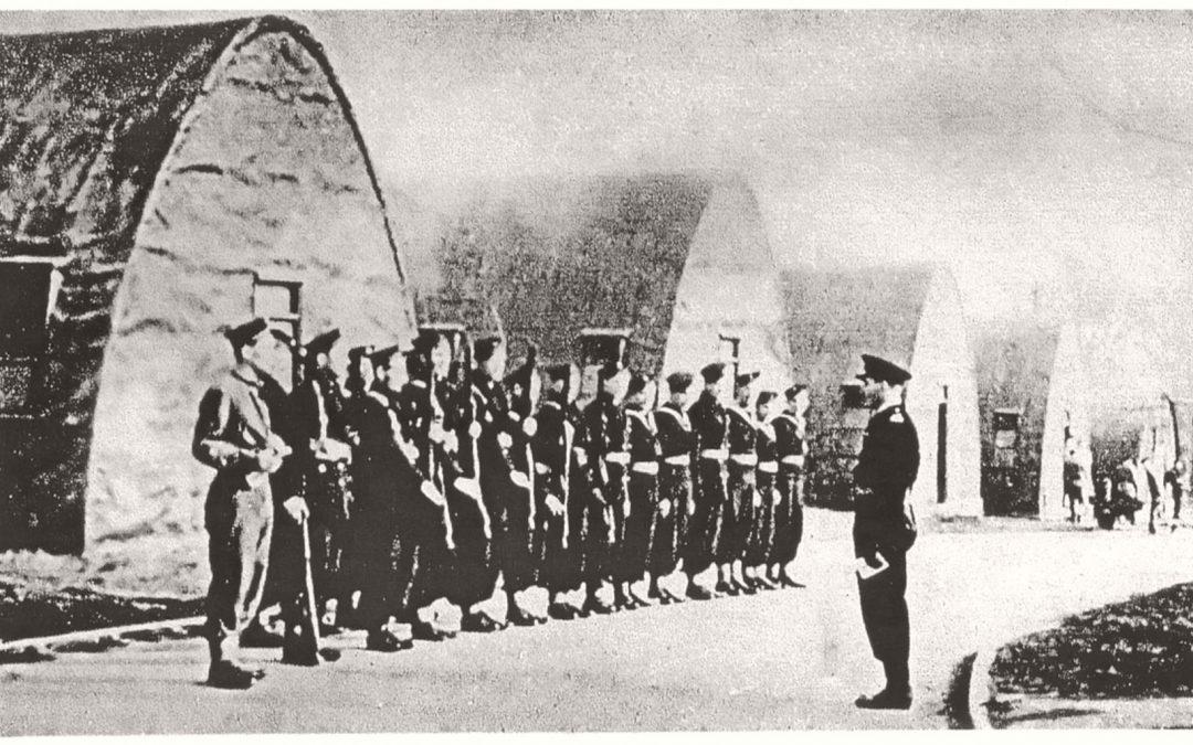 Okehampton hosts the Polish Navy in exile