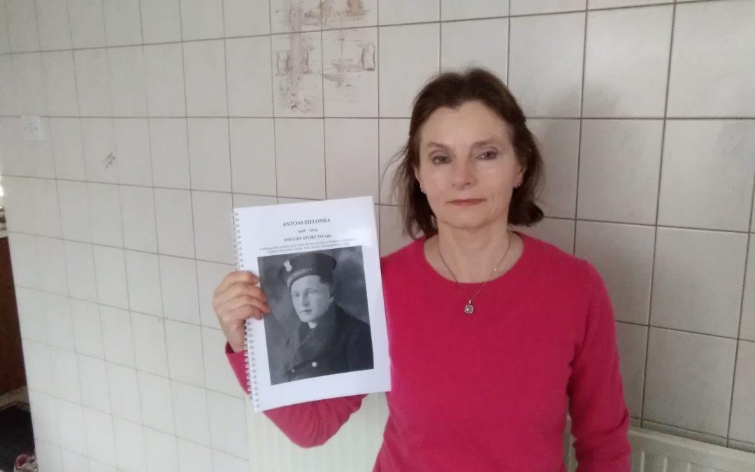 Ann Zielonka, Polish naval heritage