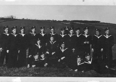 Polish Navy at Bickleigh Plymouth April 1943