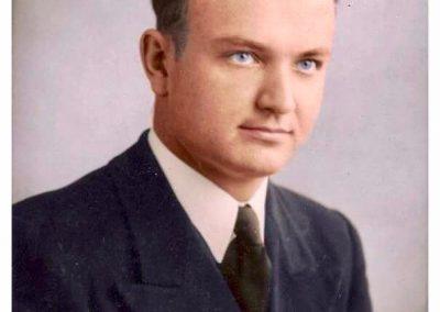 Stanislaw Olszowski as a young man