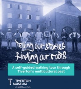 Tiverton booklet cover